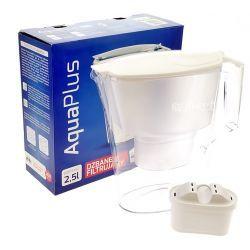 Dzbanek filtrujący filtr do wody 2,5L + wkład Akcesoria i zestawy