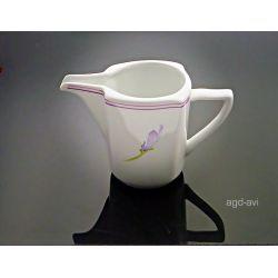 Dzbanek do mleka mlecznik Rozalia porcelana