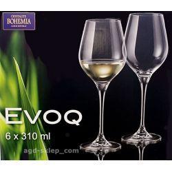 Kieliszki do wina Bohemia Crystal 6el 310ml Parowary