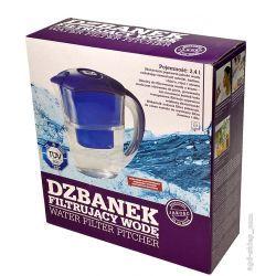 Dzbanek filtr do wody 2,4L elektroniczny wskaźnik Filtry do wody
