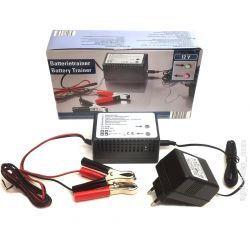 Prostownik ładowarka akumulatorowa 12V regenerator