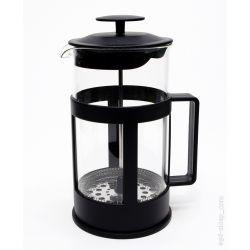 Dzbanek zaparzacz tłokowy do herbaty, ziół NERO 1000ml