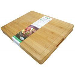 Deska do krojenia bambus Kesper 50x40x5cm Deski do krojenia
