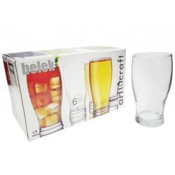 Szklanki do piwa napojów 350ml Art Craft