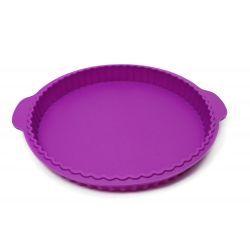 Forma silikonowa do tarty ciasta okrągła 25cm