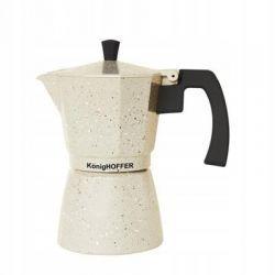 Kafeterka kafetiera kawiarka Vanilla Marble 6 filiżanek