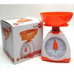 Waga kuchenna 5kg z misą plastikowa mechaniczna Wagi i miarki kuchenne