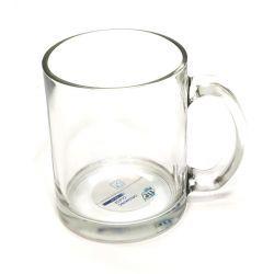 Kubek szklany przezroczysty 350ml