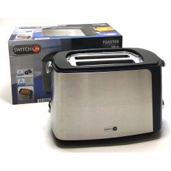Toster opiekacz do tostów nierdzewny Switch On
