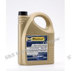 31158- Synergie Racing SAE 10W-60 Syntetyczny olej silnikowy 3 x 5 Litrow
