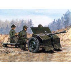 Armata Przeciwpancerna kal. 37mm 'BOFORS' wz. 36