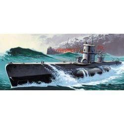 U-84 typ U-VIIB niemiecki okręt podwodny
