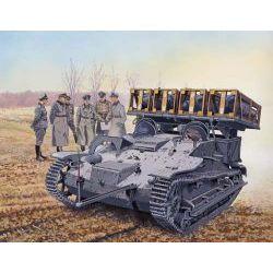 Samobieżna wyrzutnia UE-sWG 40/28 cm Wk Spr