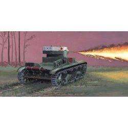 OT-130/1 z miotaczem ognia