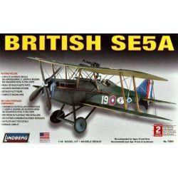 SE5A Biplane