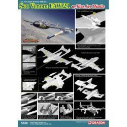 Sea Venom FAW.21 Blue Jay Missile