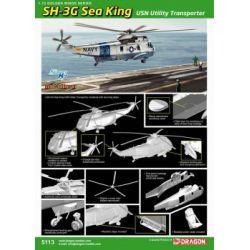 Sea King SH-3G USN Utility Transporter