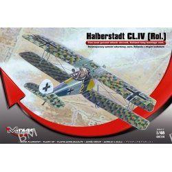 Halberstadt CL.IV [Rol.] wers. Rollanda z długim kadłubem