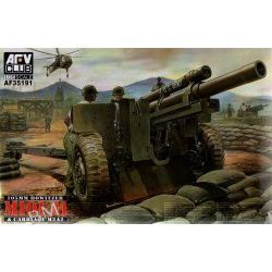 M101 A1 Howitzer & M2A2 Carriage