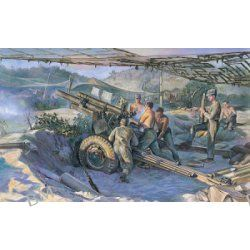 105 mm Howitzer M2A1 Carriage (WW II wersion)
