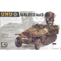 Sd.Kfz.251/20 Ausf. D.'UHU'