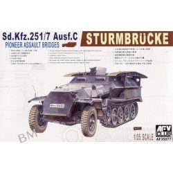 Sd.Kfz.251/7 Ausf.C Sturmbrucke Assault Bridg