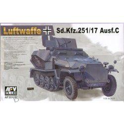 Sd.Kfz.251/17 Ausf.C Luftwaffe