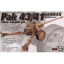 PAK 43/41 88mm anti tank gun