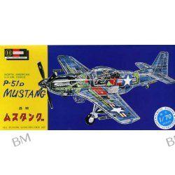 P-51D Mustang Skeleton