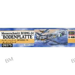Messerschmitt Bf109G-14 'BODENPLATTE' (Luftwaffe Fighter)