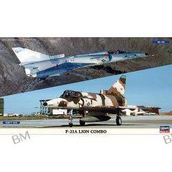 F-21A Lion COMBO (dwa modele)