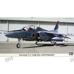 Kawasaki T-4 '11SQ 10th Ann.' (J.A.S.D.F. Intermediate Trainer)
