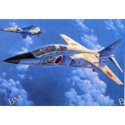 Mitsubishi T-2 (J.A.S.D.F. Super-Sonic Advance Jet Trainer)