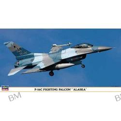 F-16C Fighting Falcon 'ALASKA' (U.S. Air Force Tactical Fighter)