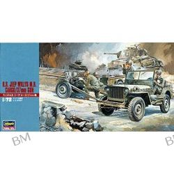 U.S. Jeep Willys M.B. Cargo/37mm GUN (U.S. Army)