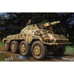 Sd.Kfz.234/3 8-Rad Schwere Panzerspahwahen 'STUMMEL' (Germany Army Armoured Patrol Car)