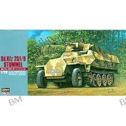 Sd.Kfz 251/9 Stummel (German Army Armored Halftrack w/Tank Gun)