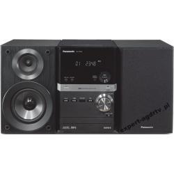 WIEŻA PANASONIC SCPM42 USB IPOD MP3 WMA 40W RDS