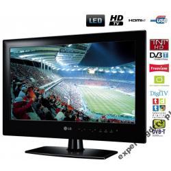 TELEWIZOR LG 32LE3300 100Hz LED MPEG-4 USB DIVX