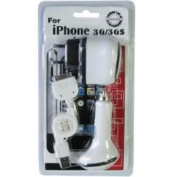 ŁADOWARKA 3 W 1 IPHONE 3G/3GS BLISTER