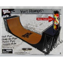 Tech Deck Halfpipe Rampa Mini Deskorolka