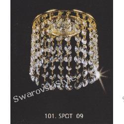 Halogen Kryształowy SPOT 9 Swarovski