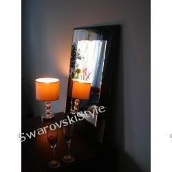 Lustro cało-szklane, szyk i elegancja