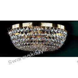 Żyrandol kryształowy GEENA DIA 360 SWAROVSKI