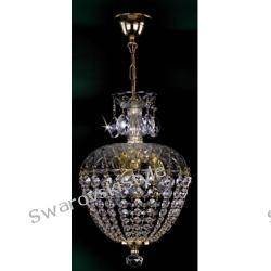 Żyrandol kryształowy VIVIEN II. SWAROVSKI