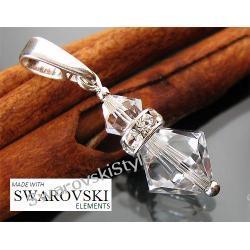 Wisiorek SWAROVSKI crystal subtelny 459