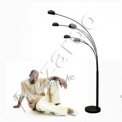 LAMPA PALP CZARNA