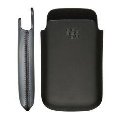 ETUI BLACKBERRY HDW-31228-002 black /9700/ Bulk