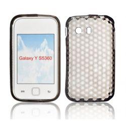 BACK CASE-SAMSUNG S5360 GALAXY Y DYMIONY