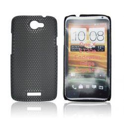 MESH CASE HTC ONE X -CZARNY
